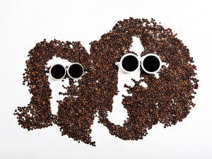 Coffee with John and Yoko