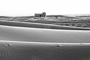 Dünenlandschaft in Marokko