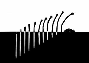 Abgebrannt - Ünal Cörtük