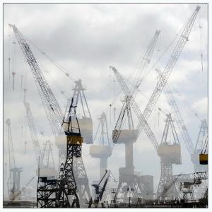 Industriekräne