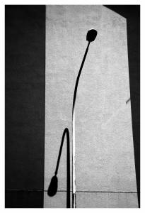 Straßenlampe Cochem