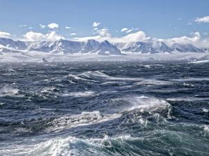 Sturm im Eismeer - Ernst Hillisch