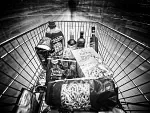 Konsumrausch