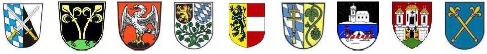 Städtewettbewerb Wappen