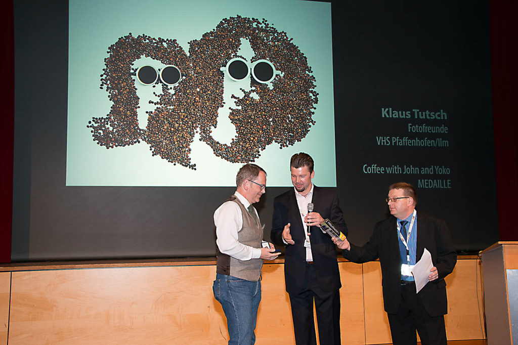 Preisverleihung Bayerische Fotomeisternschaft