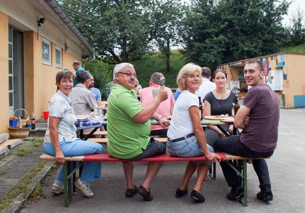 Sommerfest der Fotofreunde