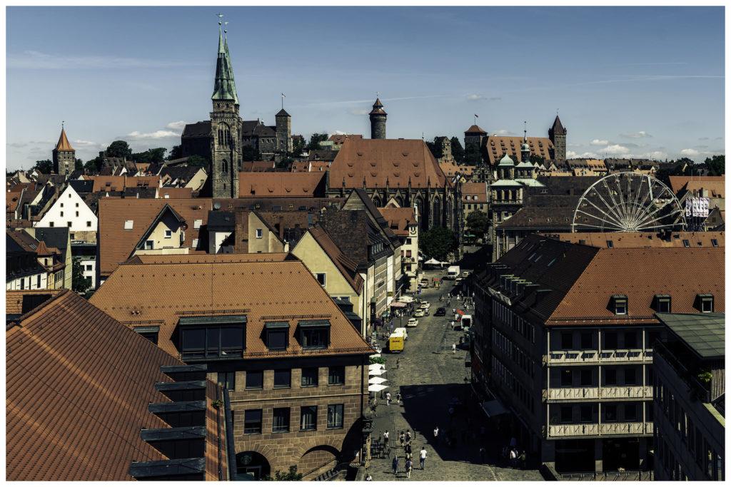 Fotoausflug nach Nürnberg