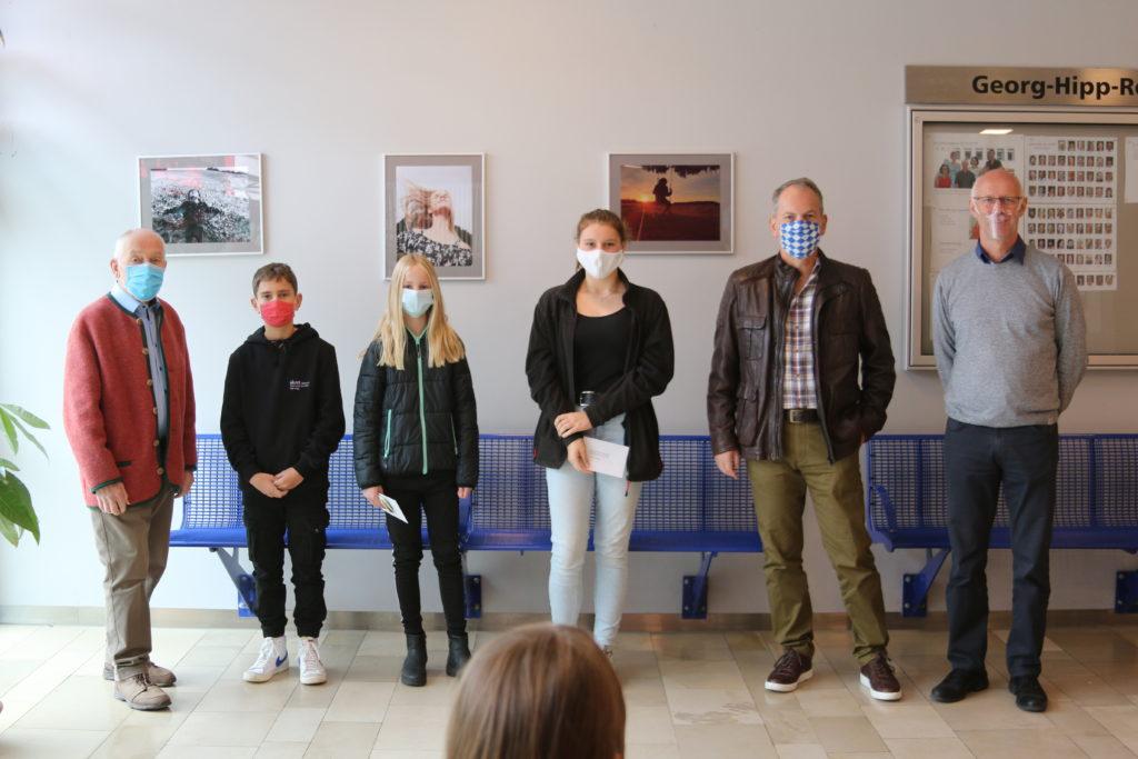 Fotowettbewerb mit der Georg-Hipp-Realschule